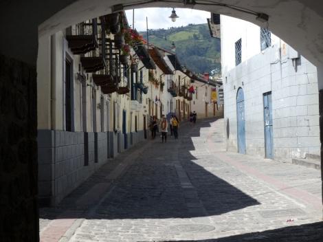 Ecuadors Hauptstadt Quito mit Kindern bereisen