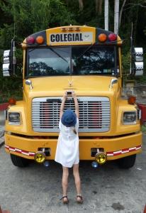 Panama mit Kindern entdecken: Mit dem Bus zum Panamakanal