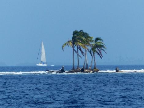 San Blas Insel Archipel: Strandurlaub mit Aussicht