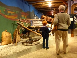 Museumsbesuch beim Familienurlaub im Fichtelgebirge