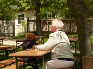 Festbesuch beim Urlaub mit Kindern im Fichtelgebirge