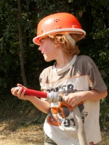 Feuerwehrfest beim Urlaub mit Kindern im Fichtelgebirge