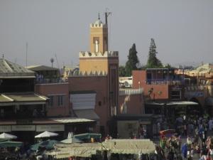 Marokko-Familienurlaub-Stadt