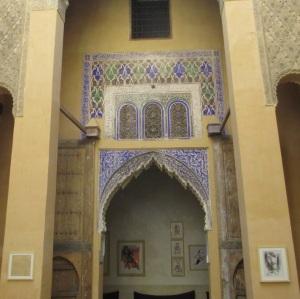Marokko-Familienurlaub-Torbogen