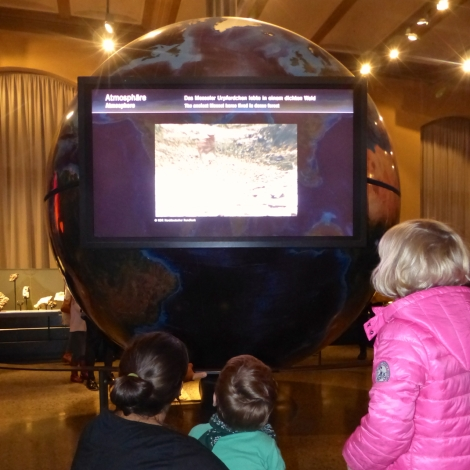 NaturkundemuseumBerlinGlobus