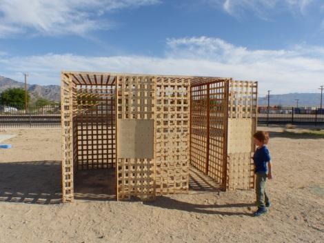 USA-Mojave-VisitorCenter-Ausstellung