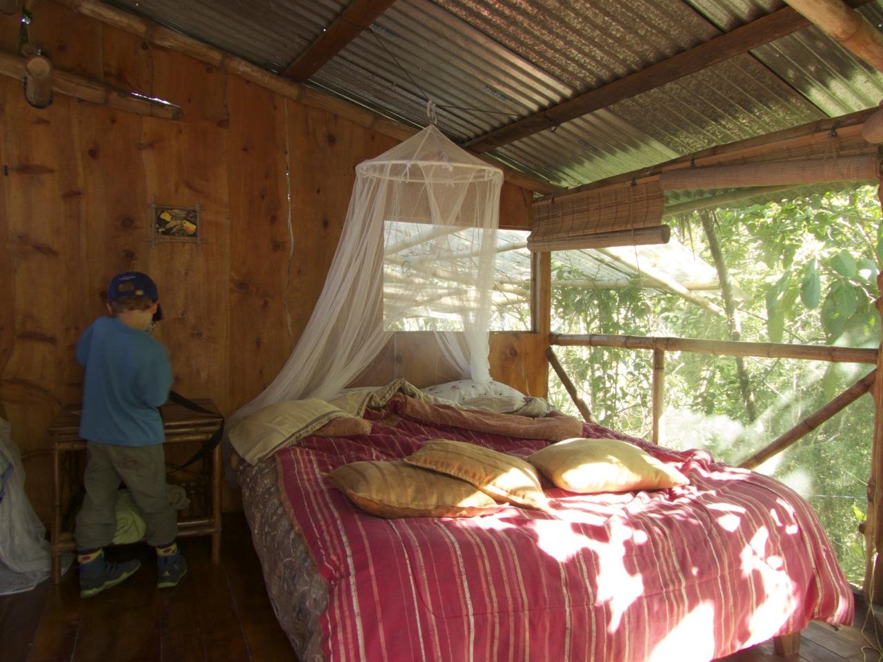 Hostel San Gerardo da Rivas Costa Rica
