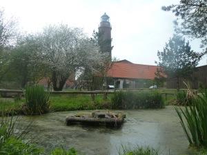 Leuchtturm Darsser Ort-Fischland-Darss-Zingst mit Kindern