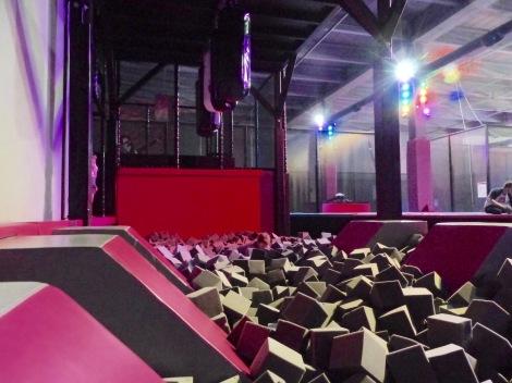 Trampolinhallen: Berlin soll Rebounder Hauptstadt werden
